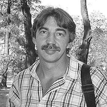 Актор театру та кіно Олександр Голубенко заслужений артист України