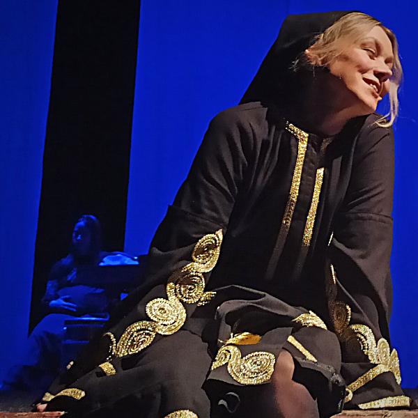 Театр Горького Днепр - ДРАМіКОМ Саша винеси сміття Актриса Олена Попова фото7
