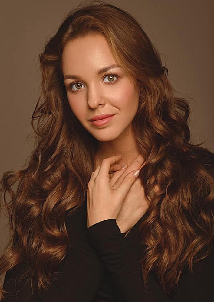Анжеліка Ніколаєва Актриса Театр Драміком