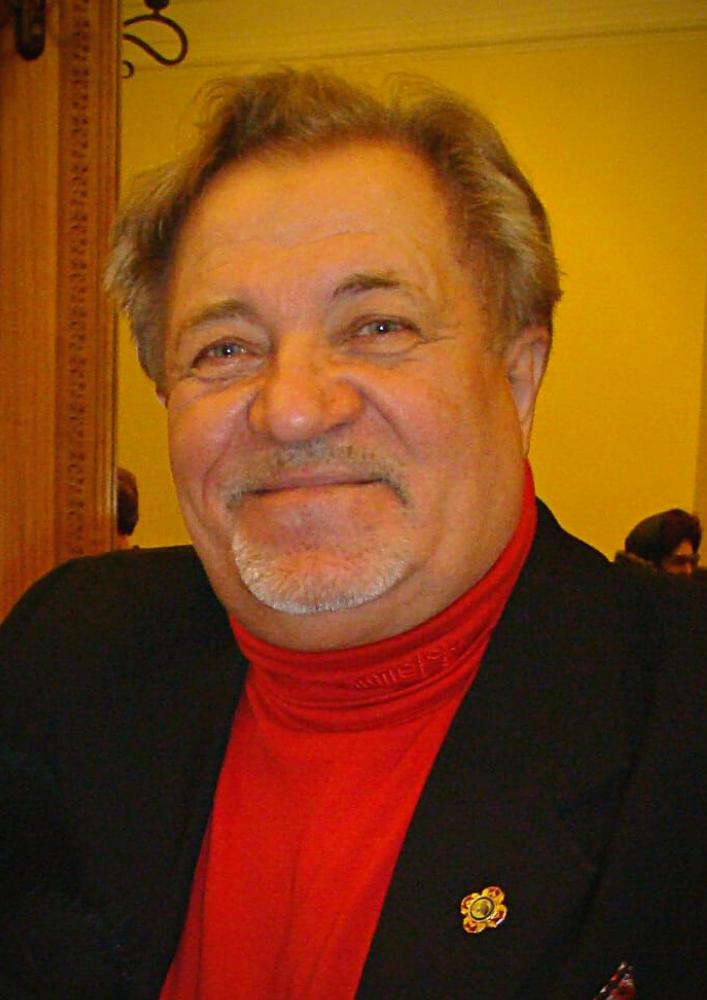 Вітаємо з Днем народження народного артиста України Михайла Чернявського!❤️