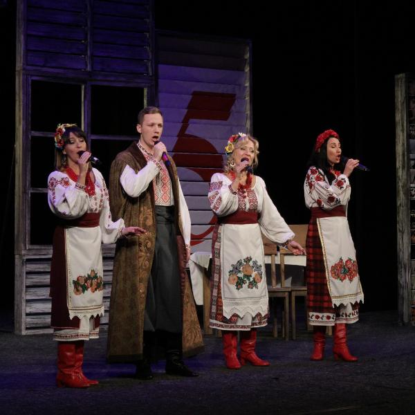 Відкриття 95-го ювілейного театрального сезону фото26