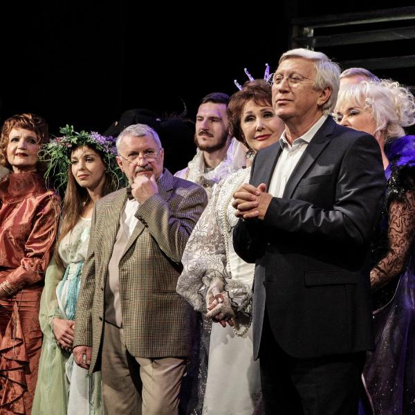 Відкриття 95-го ювілейного театрального сезону фото33