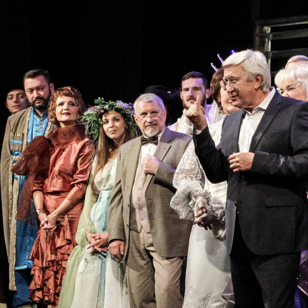 Відкриття 95-го ювілейного театрального сезону фото34
